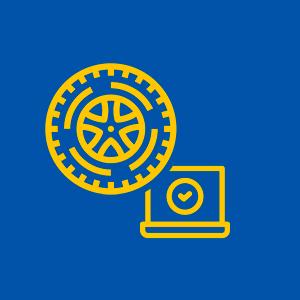 Tire eRegistration Icon
